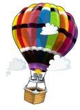 Cartoon balloon Stock Photos