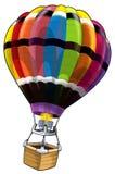 Cartoon balloon Stock Photo