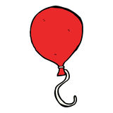 cartoon balloon Stock Photos