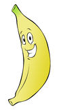 Cartoon Banana Stock Photos