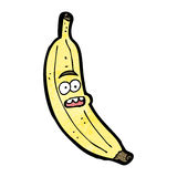 cartoon banana Stock Photo