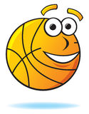 Cartoon Basketball Royalty Free Stock Images