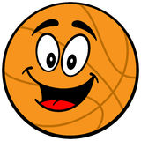 Cartoon Basketball Stock Photo