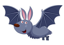 Cartoon bat Stock Images