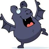 Cartoon Bat Danicng Stock Photos
