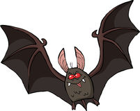 Cartoon Bat Stock Photo