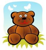 Cartoon bear Royalty Free Stock Photos