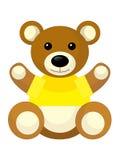 Cartoon bear - caricature Stock Photography