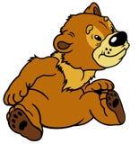 Cartoon bear Stock Photos