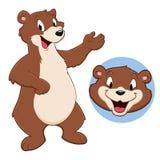 Cartoon Bear Stock Images