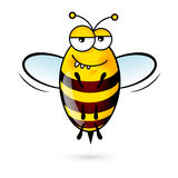 Cartoon Bee Royalty Free Stock Images