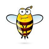 Cartoon Bee Royalty Free Stock Photo