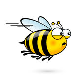 Cartoon Bee Royalty Free Stock Image