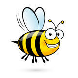 Cartoon Bee Royalty Free Stock Photography