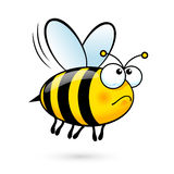 Cartoon Bee Stock Image