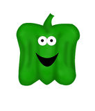 Cartoon Bell Pepper Royalty Free Stock Images