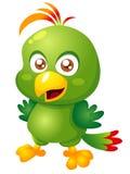 Cartoon bird Stock Photography