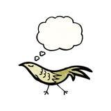 Cartoon bird Royalty Free Stock Image