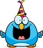 Cartoon Bluebird Birthday Party Stock Photos