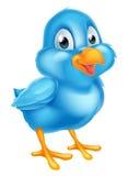Cartoon Bluebird Stock Photography