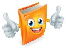 Cartoon Book Character Royalty Free Stock Image