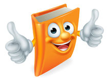 Cartoon Book Royalty Free Stock Photography