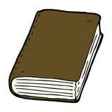 Cartoon book Stock Photography