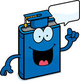 Cartoon Book Textbook Stock Photo