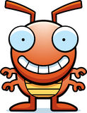 Cartoon Bug Royalty Free Stock Images