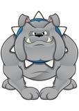 Cartoon Bulldog Stock Photography