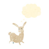 Cartoon bunny rabbit Royalty Free Stock Images