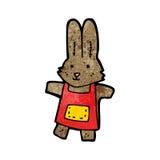 Cartoon bunny rabbit Royalty Free Stock Photo