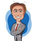 Cartoon Businessman Stock Photos