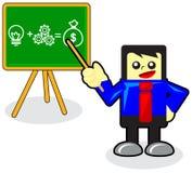 Cartoon Businessman Stock Images