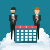 Cartoon Businessman design Stock Photography