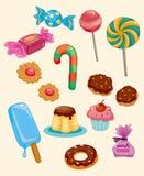 Cartoon Candy Icon Stock Photo