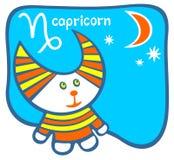 Cartoon capricorn Stock Photo