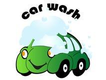 Cartoon car Stock Photo