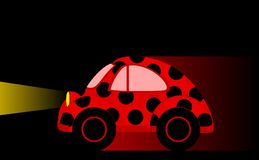 Free Cartoon Car Royalty Free Stock Photos - 14744408