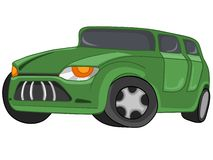 Cartoon Car Royalty Free Stock Photo