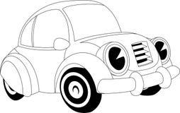 Cartoon car Royalty Free Stock Photos