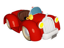 Cartoon Car Buggy Stock Photo