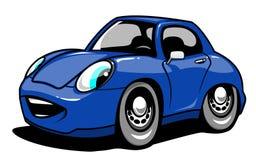 Cartoon car Royalty Free Stock Image