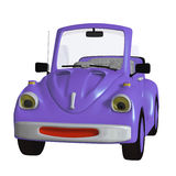 Cartoon car Stock Image
