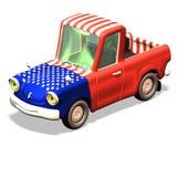 Cartoon car No. 34 Royalty Free Stock Photo