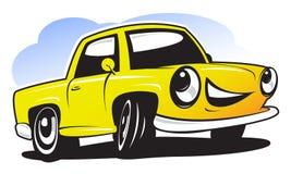 Cartoon car Stock Images