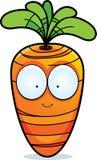 Cartoon Carrot Royalty Free Stock Photos