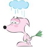Cartoon Character-dog Royalty Free Stock Images