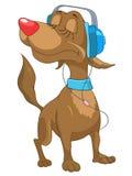 Cartoon Character Dog Royalty Free Stock Photo