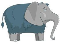 Cartoon Character Elephant Royalty Free Stock Photography